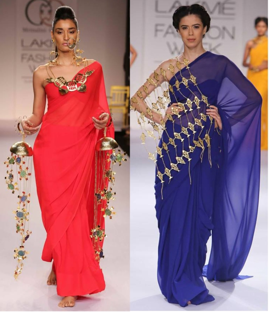 mrinalini chandra, lakme fashion week winter, 2014