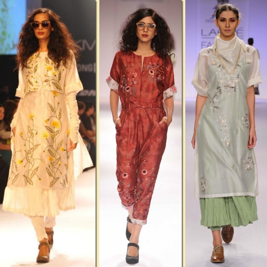 pratima pandey, lakme fashion week winter 2014